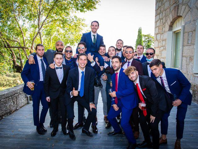 La boda de Rodrigo y Marta en Torrelodones, Madrid 131