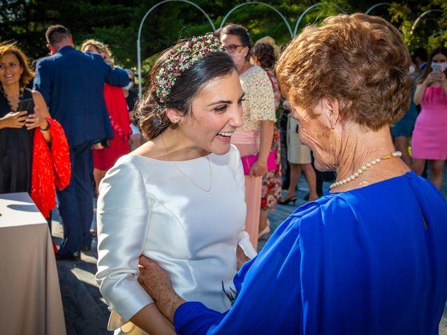 La boda de Rodrigo y Marta en Torrelodones, Madrid 136