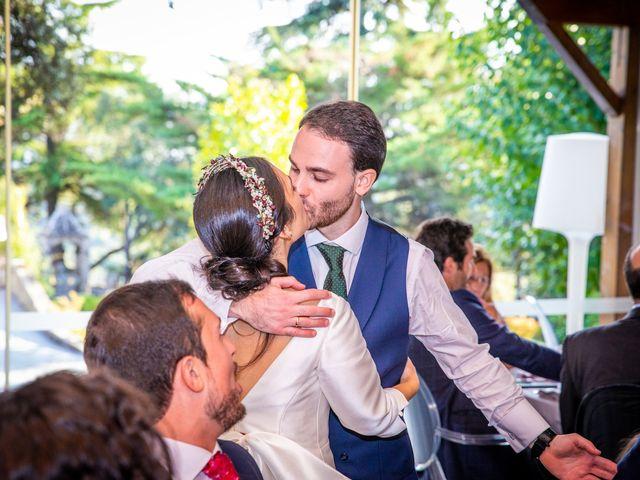 La boda de Rodrigo y Marta en Torrelodones, Madrid 141