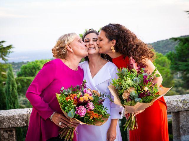 La boda de Rodrigo y Marta en Torrelodones, Madrid 143