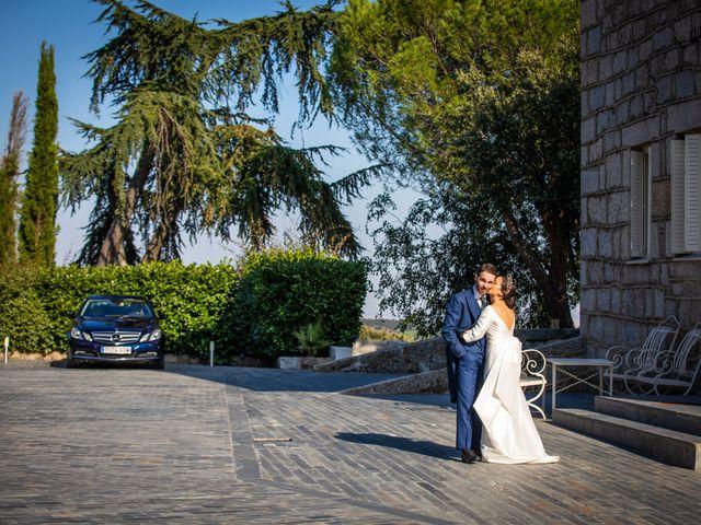 La boda de Rodrigo y Marta en Torrelodones, Madrid 145