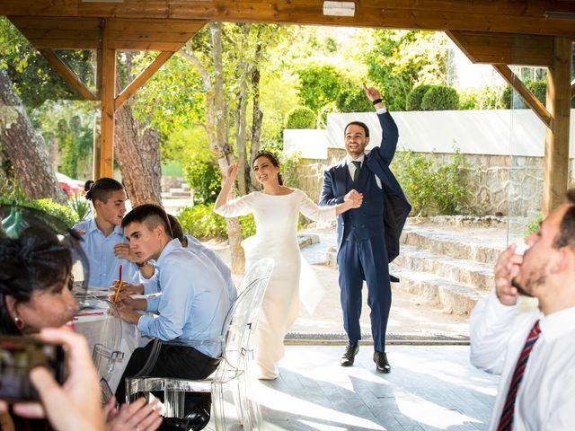 La boda de Rodrigo y Marta en Torrelodones, Madrid 146