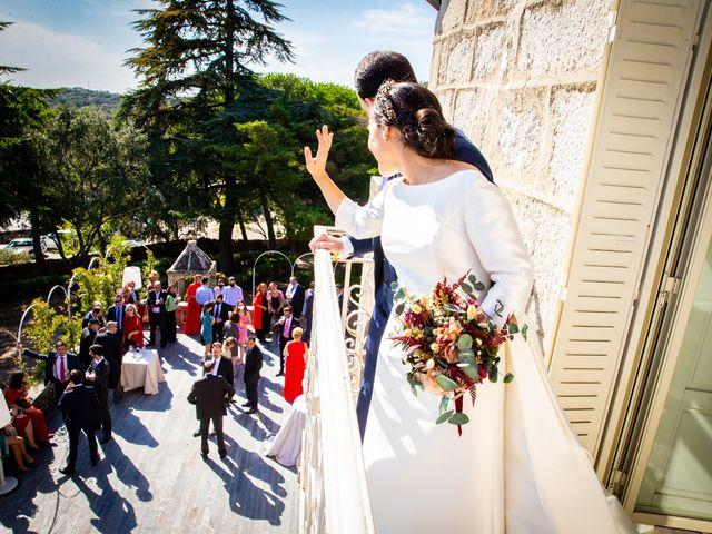 La boda de Rodrigo y Marta en Torrelodones, Madrid 147