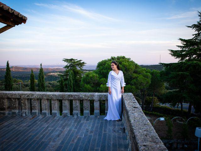 La boda de Rodrigo y Marta en Torrelodones, Madrid 148