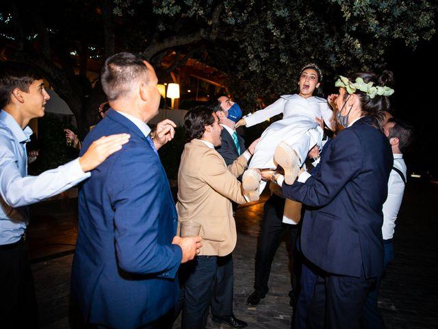 La boda de Rodrigo y Marta en Torrelodones, Madrid 151