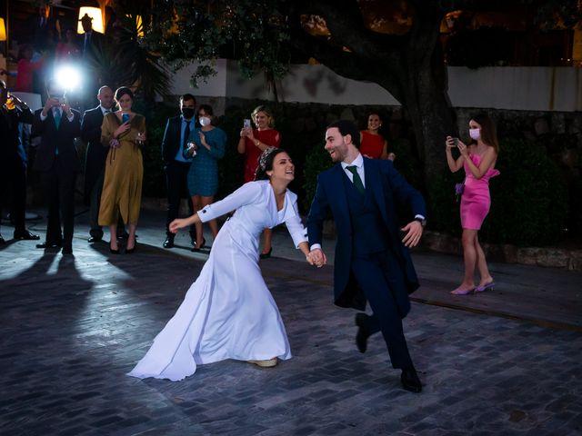 La boda de Rodrigo y Marta en Torrelodones, Madrid 155