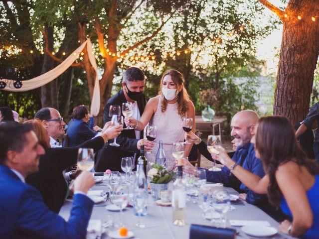 La boda de Georgina y Pep en Vilanova Del Valles, Barcelona 4
