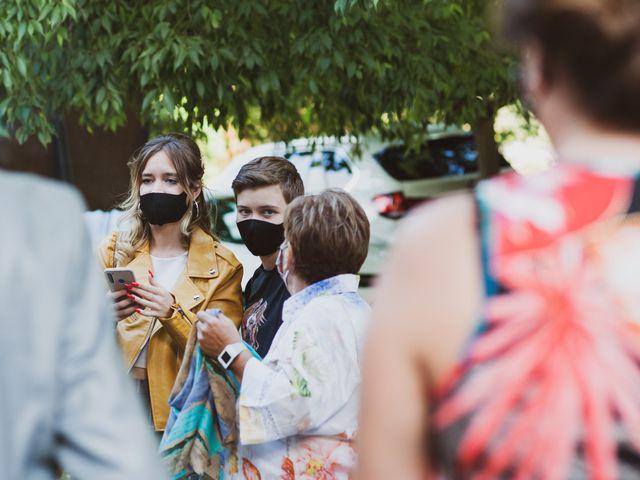 La boda de Georgina y Pep en Vilanova Del Valles, Barcelona 9