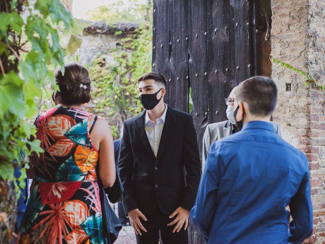 La boda de Georgina y Pep en Vilanova Del Valles, Barcelona 10