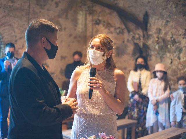 La boda de Georgina y Pep en Vilanova Del Valles, Barcelona 15