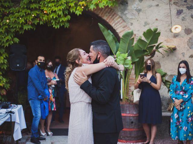 La boda de Georgina y Pep en Vilanova Del Valles, Barcelona 16
