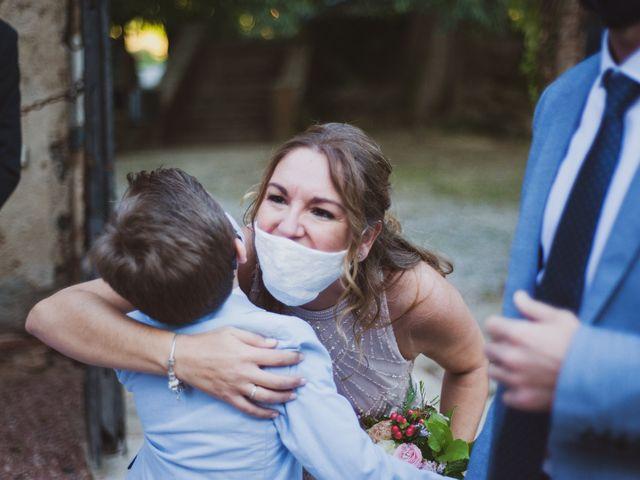 La boda de Georgina y Pep en Vilanova Del Valles, Barcelona 18