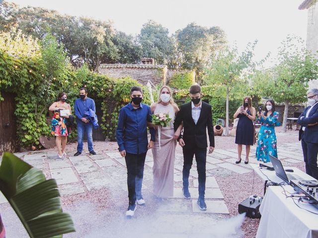 La boda de Georgina y Pep en Vilanova Del Valles, Barcelona 20