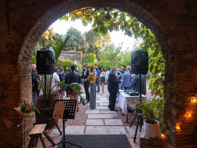 La boda de Georgina y Pep en Vilanova Del Valles, Barcelona 22