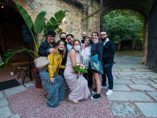 La boda de Georgina y Pep en Vilanova Del Valles, Barcelona 23