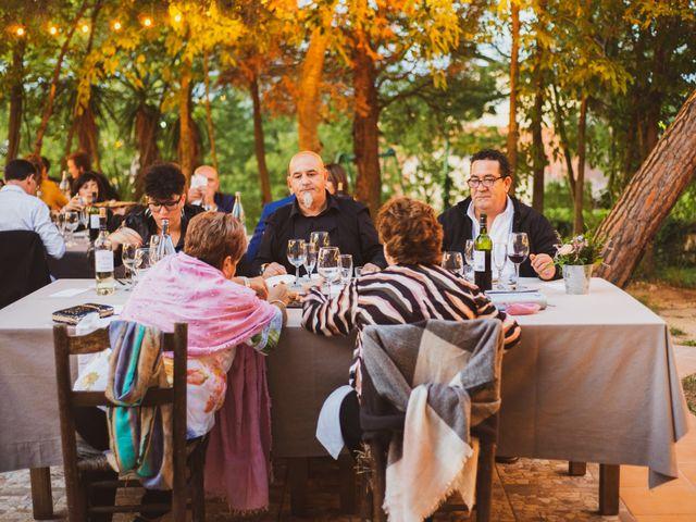 La boda de Georgina y Pep en Vilanova Del Valles, Barcelona 27