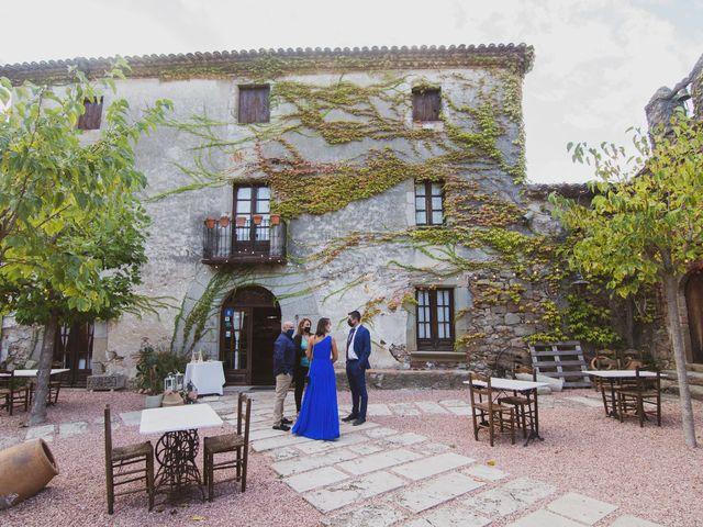 La boda de Georgina y Pep en Vilanova Del Valles, Barcelona 28