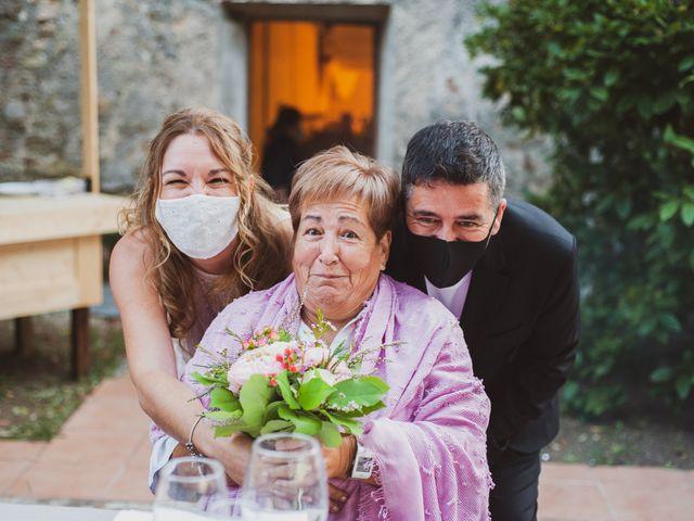 La boda de Georgina y Pep en Vilanova Del Valles, Barcelona 30