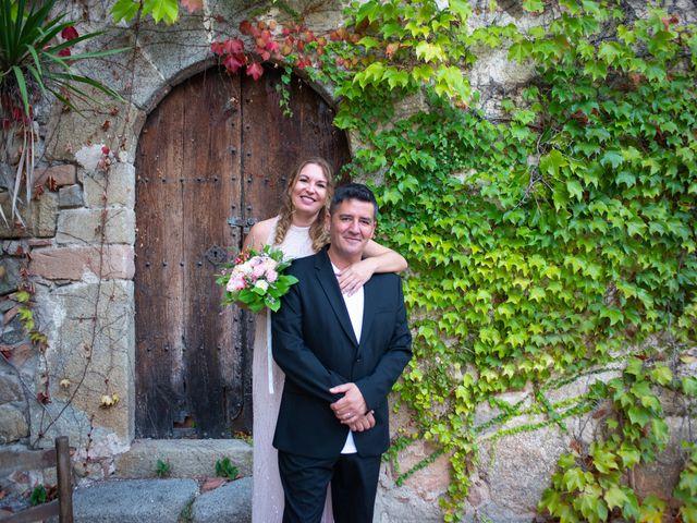La boda de Georgina y Pep en Vilanova Del Valles, Barcelona 2