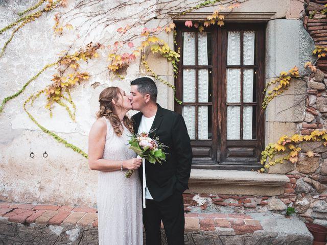 La boda de Pep y Georgina