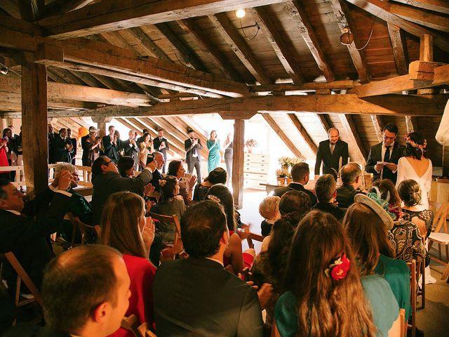 La boda de Nico y Carmen en Segovia, Segovia 25