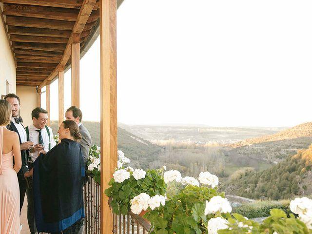 La boda de Nico y Carmen en Segovia, Segovia 30