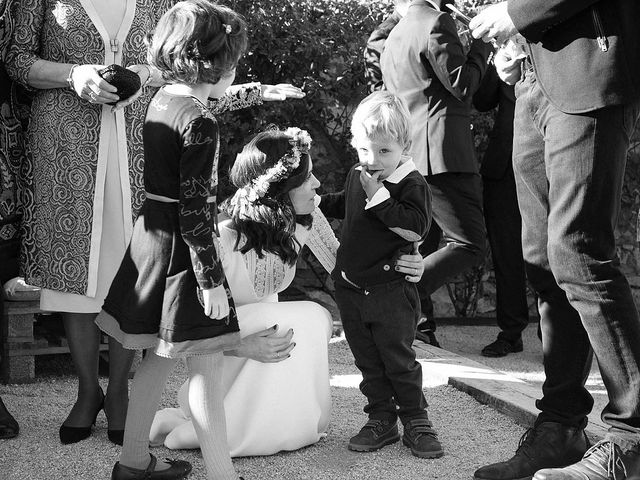 La boda de Nico y Carmen en Segovia, Segovia 34