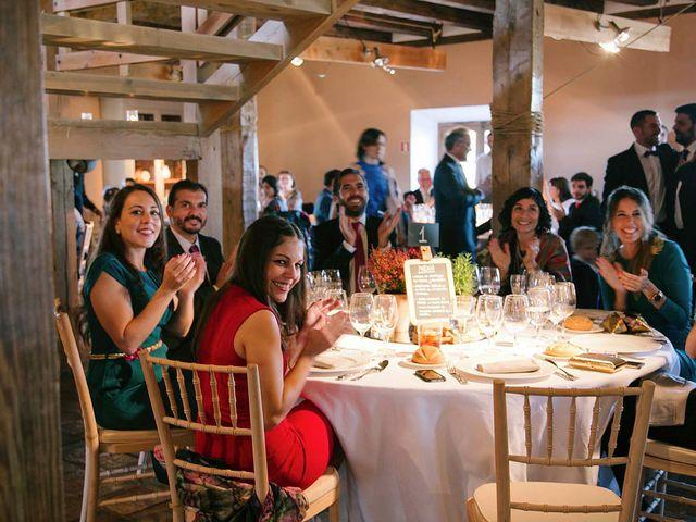 La boda de Nico y Carmen en Segovia, Segovia 36