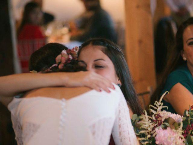 La boda de Nico y Carmen en Segovia, Segovia 37