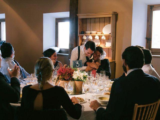 La boda de Nico y Carmen en Segovia, Segovia 38