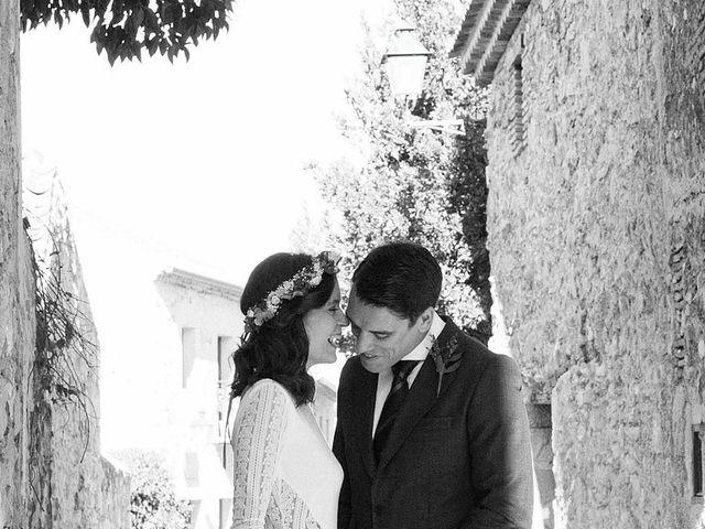 La boda de Nico y Carmen en Segovia, Segovia 45
