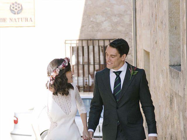 La boda de Nico y Carmen en Segovia, Segovia 53