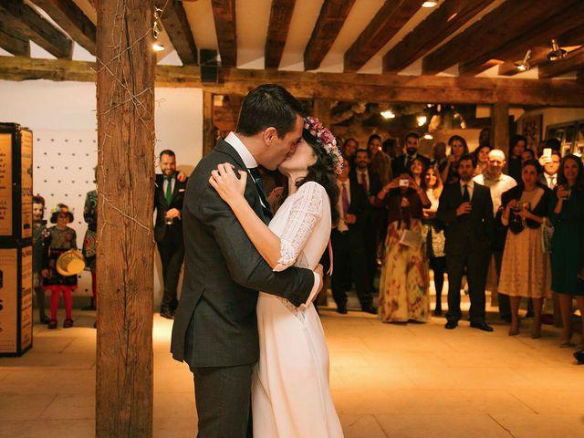 La boda de Nico y Carmen en Segovia, Segovia 56