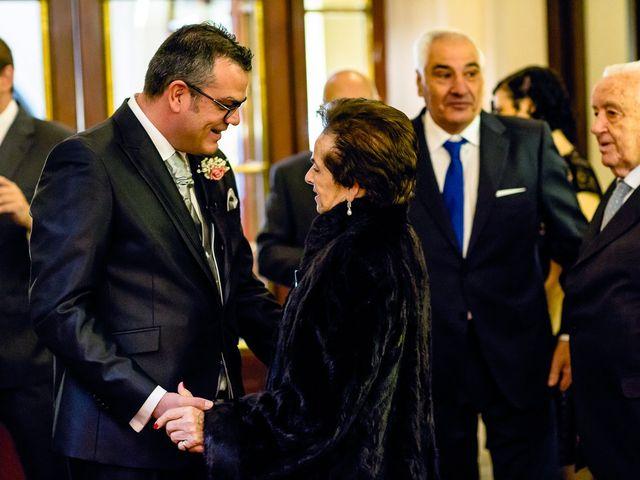 La boda de Tamara y Javi en Madrid, Madrid 4