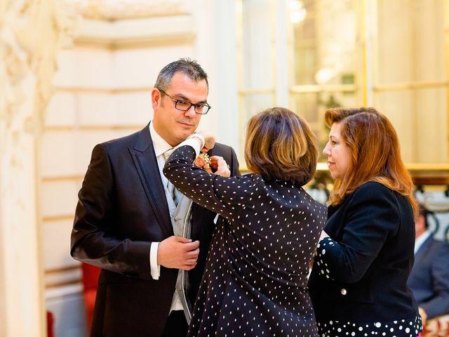 La boda de Tamara y Javi en Madrid, Madrid 5