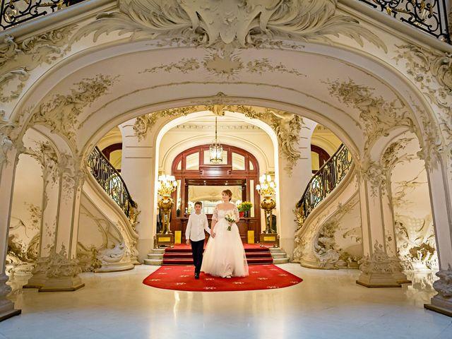 La boda de Tamara y Javi en Madrid, Madrid 8