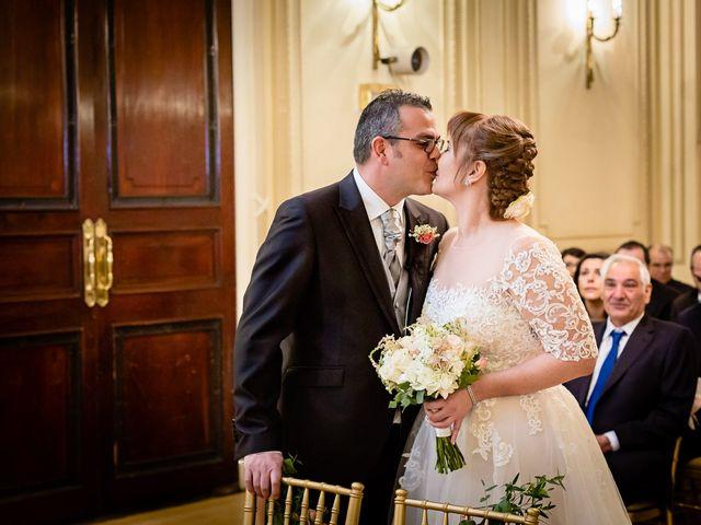 La boda de Tamara y Javi en Madrid, Madrid 9