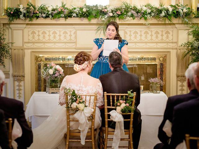 La boda de Tamara y Javi en Madrid, Madrid 10