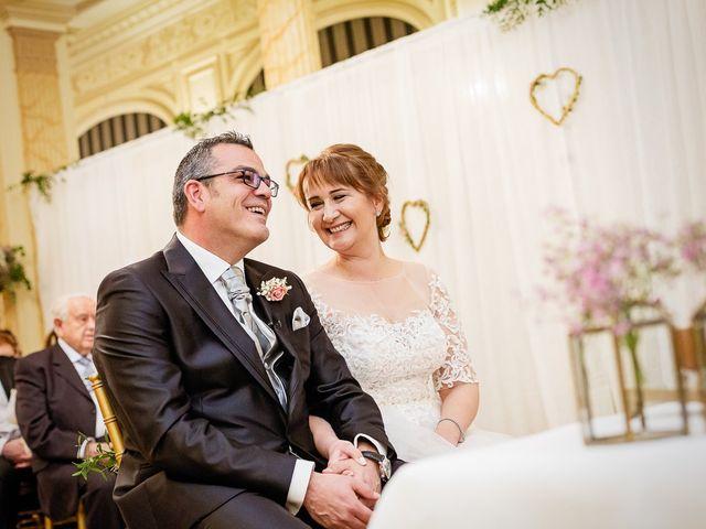 La boda de Tamara y Javi en Madrid, Madrid 11