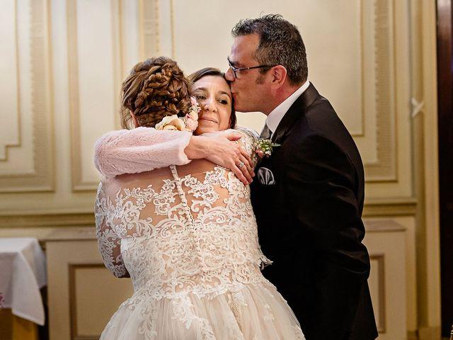 La boda de Tamara y Javi en Madrid, Madrid 12