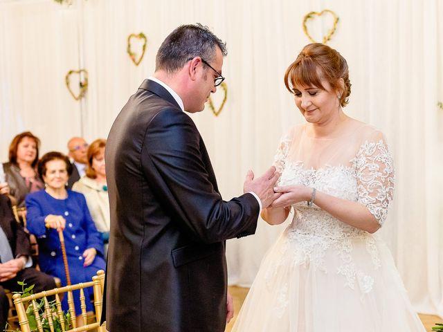 La boda de Tamara y Javi en Madrid, Madrid 13