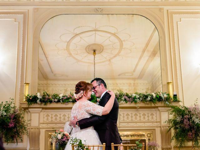 La boda de Tamara y Javi en Madrid, Madrid 14