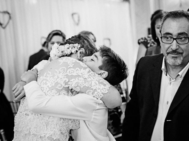 La boda de Tamara y Javi en Madrid, Madrid 16