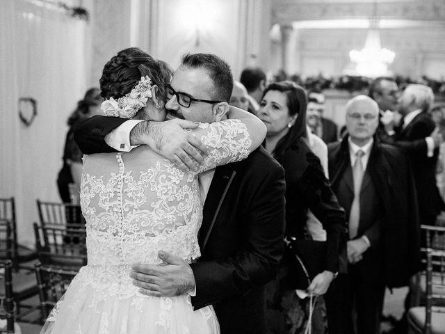 La boda de Tamara y Javi en Madrid, Madrid 17
