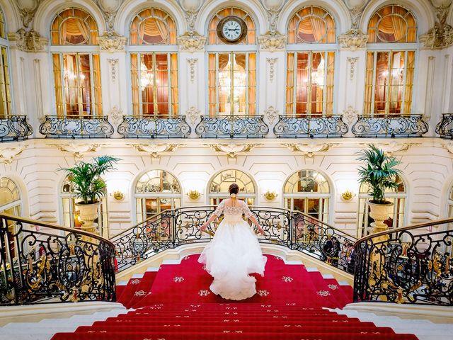 La boda de Tamara y Javi en Madrid, Madrid 1