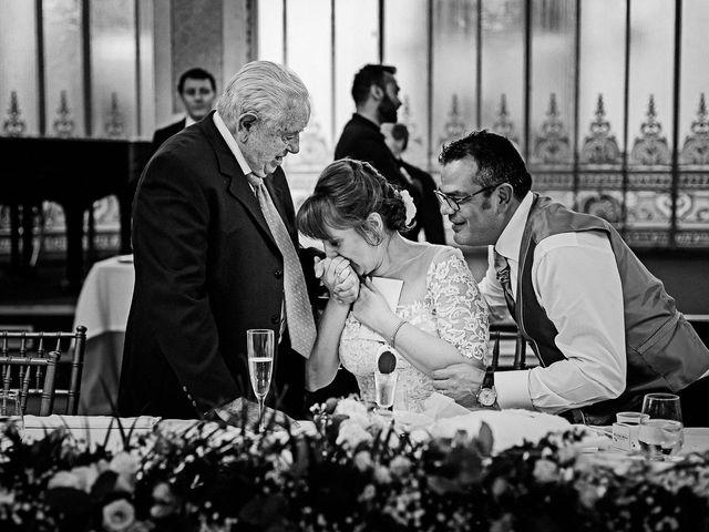 La boda de Tamara y Javi en Madrid, Madrid 22