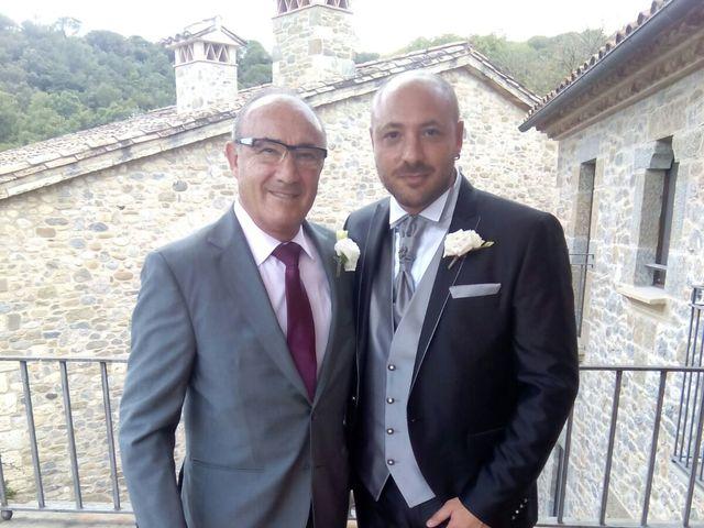 La boda de Dani  y Carol  en Fares, Girona 3