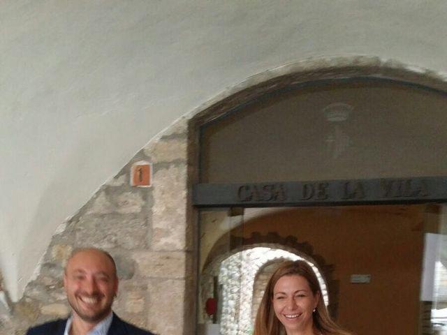 La boda de Dani  y Carol  en Fares, Girona 4