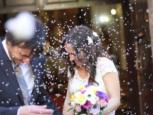 La boda de Ángeles y Mariano