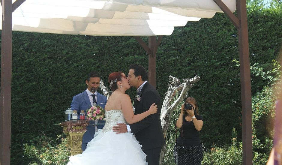 La boda de Rober y Silvia en Burgos, Burgos